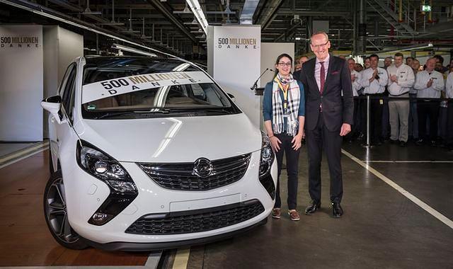 GM wyprodukowało 500-milionowy samochód