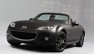 Niezła sztuka - Mazda MX-5 Black and Matte