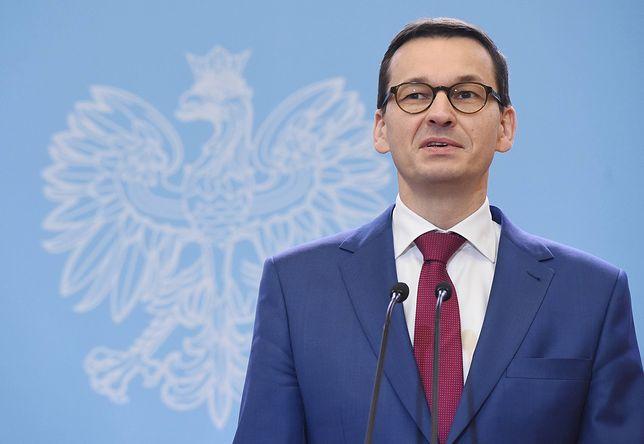 """Oświadczenie premiera Mateusza Morawieckiego. """"Nie ma miejsca na nienawiść i zakłamywanie historii"""""""