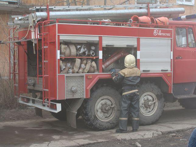 Straż pożarna w Rosji