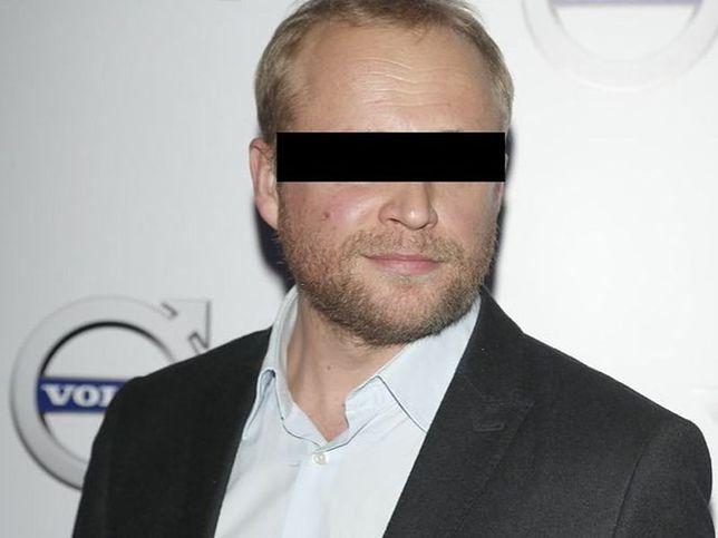 Warszawski aktor usłyszał zarzuty. Grożą mu 3 lata więzienia.