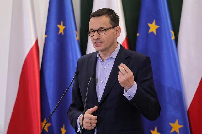 Mateusz Morawiecki podał skład nowego rządu