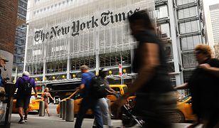 """Amerykanie przeczytają o Powstaniu Warszawskim. Ogłoszenie w """"New York Times"""""""