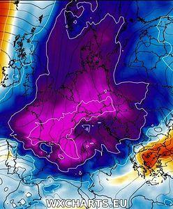 To będzie pierwszy atak zimy. Lodowy podmuch przejdzie przez Polskę