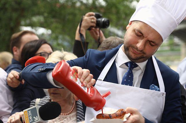 Kiełbasa wyborcza ministra Jakiego