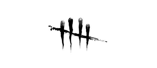 Logo gry survival horror Dead by Daylight