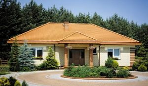 Cegła elewacyjna - wizytówka solidnego domu. Zdjęcia elewacji domu