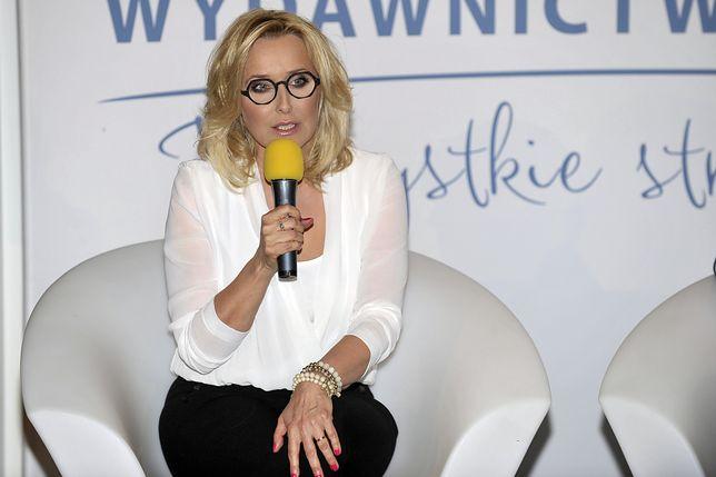 Agata Młynarska zwróciła się bezpośrednio do psycholożki z Garwolina