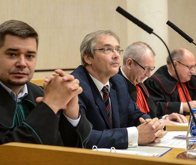 GIIF zablokował pieniądze na koncie kancelarii prawnej Królikowskiego