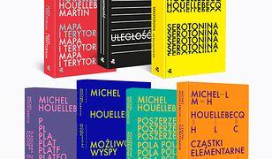 Pakiet 7 książek. Michel Houellebecq
