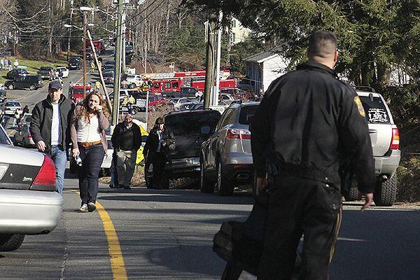 Strzelanina w Newtown; największa masakra ostatnich lat