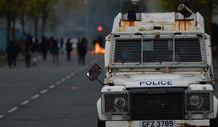 Irlandia Północna. Zamach w hrabstwie Derry