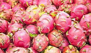 Smoczy owoc. Uznawany za najpiękniejszy i jeden z najbardziej wartościowych