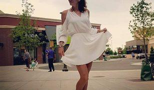 Ile białych sukienek ma Agnieszka Radwańska? Pokazała kolejną!