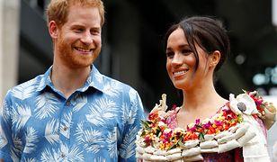 Harry i Meghan oczekują narodzin pierwszego dziecka