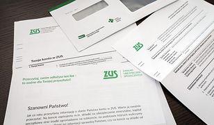 Niedługo każdy powinien już dostać list z ZUS.