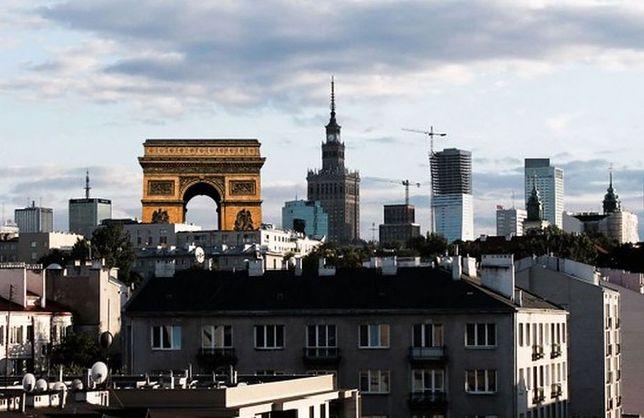 Znamy kolejne szczegóły budowy łuku triumfalnego w Warszawie