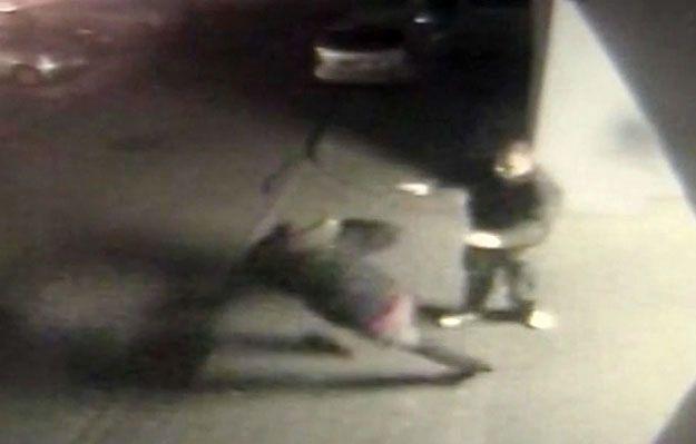 Brutalny atak na starszego mężczyznę w Gdyni