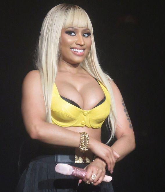 Nicki Minaj - nie tylko na jej koncertach zawsze jest głośno. Potrafi skraść show na dużym ekranie!