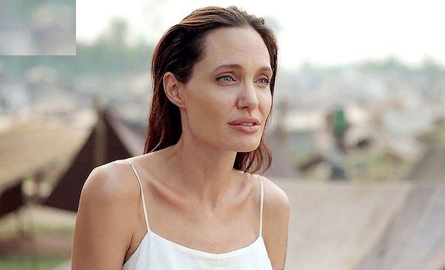 Kolejny etap rozwodu Jolie i Pitta. Angelina wydała oświadczenie
