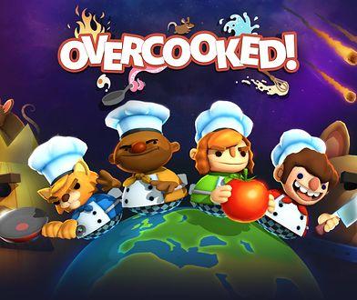 """""""Overcooked"""" za darmo na Epic Games"""
