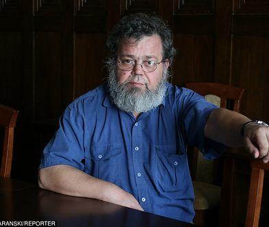 Prof. Aleksander Nalaskowski.