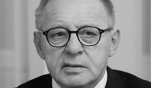 Prof. Lech Morawski.