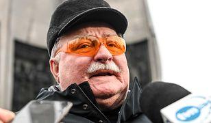 Lech Wałęsa apeluje o pomoc