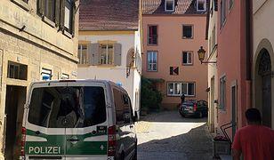 MSW Bawarii potwierdza autentyczność wideo z napastnikiem z Wuerzburga