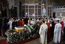 Wierni z Serbii i Czarnogóry pożegnali hierarchów kościoła prawosławnego. Setki nowych zakażeń
