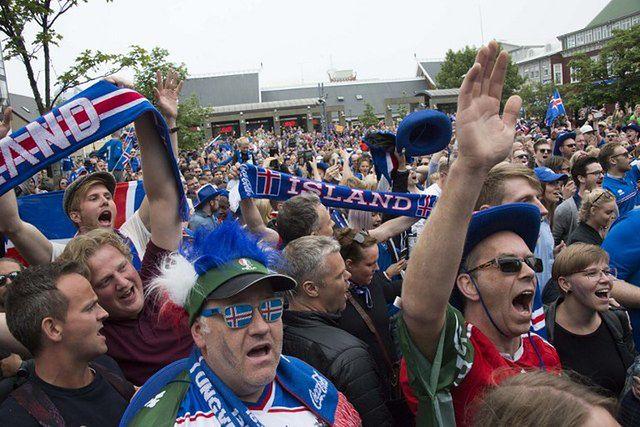 Wielkie dni Islandii