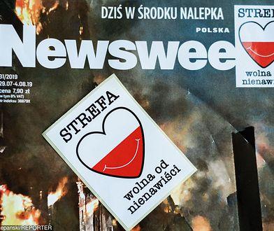 Newsweek przegrał sprawę w sądzie.