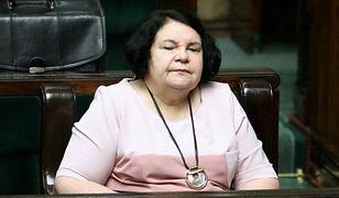 Anna Sobecka zapytała resort zdrowia o ewentualne kary dla niesolidnych pacjentów