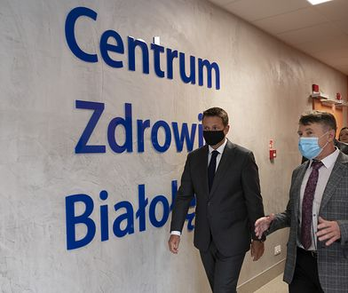 Warszawa. W czwartek otwarto placówkę na Białołęce