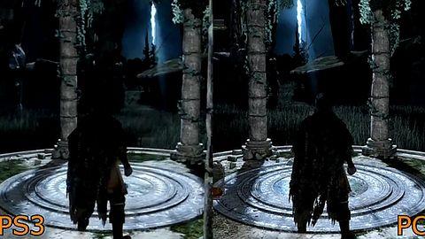 Szybkie porównanie: Dark Souls 2 na PC i na PS3