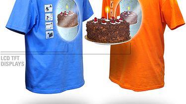 Interaktywne koszulki z Portalu