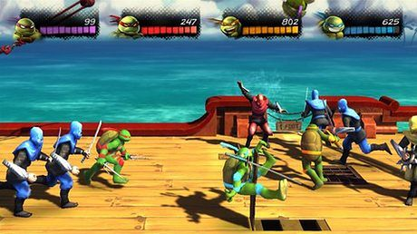 Żółwie Ninja z datą