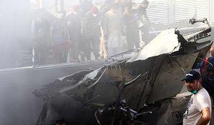 """Pakistan. Szokujące wspomnienia pasażera, który przeżył katastrofę Airubs A320. """"Słyszałem krzyki ze wszystkich stron"""""""