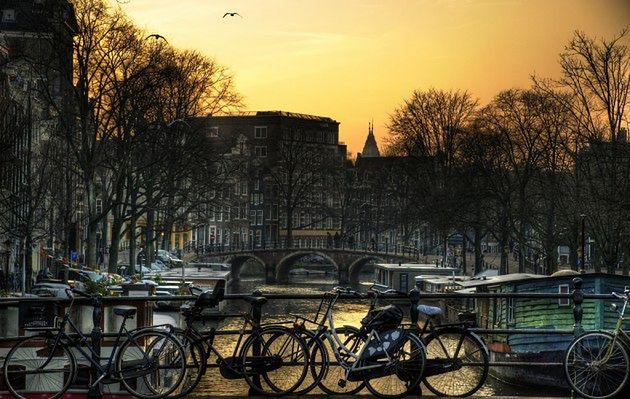 Miasta stworzone dla rowerzystów