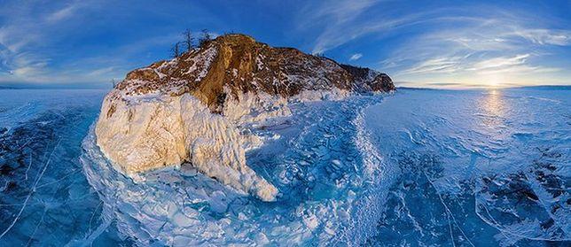 """""""Rosyjskie Galapagos"""" - jezioro Bajkał"""