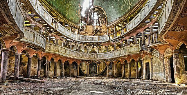 Choć piękne, skazane na zniszczenie - Żeliszów na Dolnym Śląsku