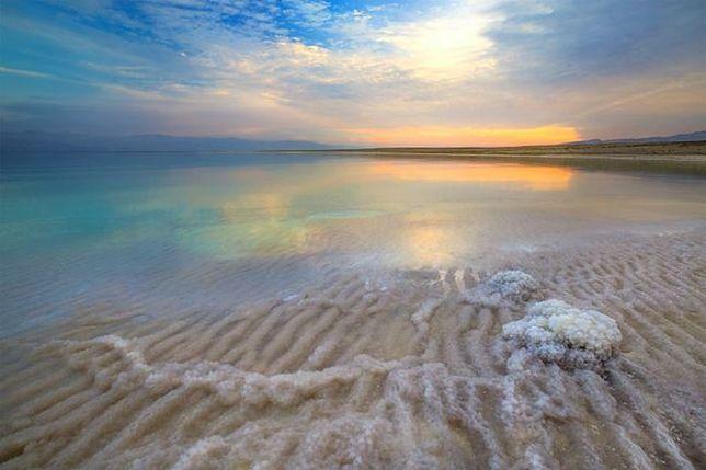Zagrożone miejsca - Morze Martwe