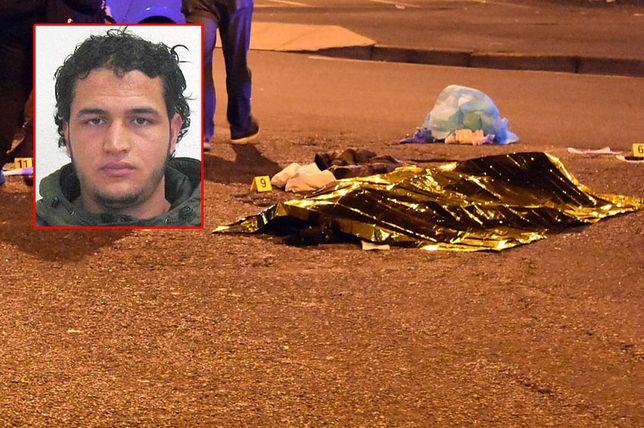 Anis Amri miał być kierowany przez policyjnego agenta.