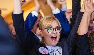 Magdalena Adamowicz dostała się do Europarlamentu