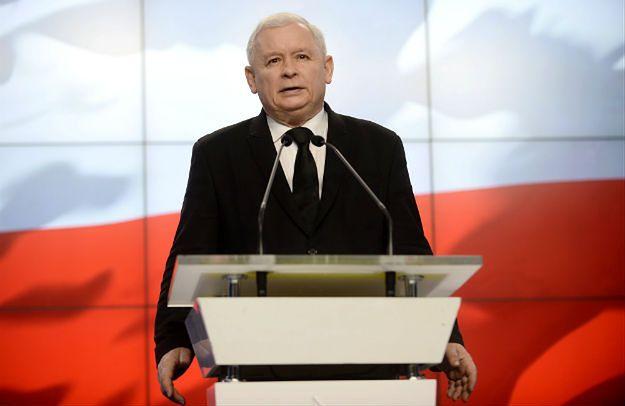 Jarosław Kaczyński: dzieło Lecha Kaczyńskiego przynosi efekty. Dobro jest znów oddzielone od zła