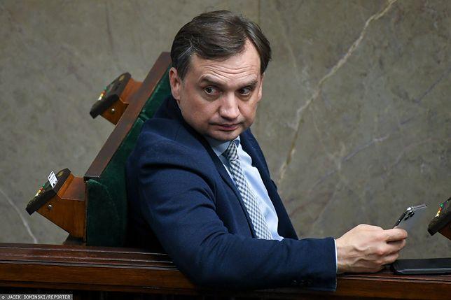 Wotum nieufności wobec Zbigniewa Ziobry. Komisja sprawiedliwości opiniuje opozycji [NA ŻYWO]
