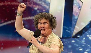 """Susan Boyle dała jeden z najbardziej niezapomnianych występów w brytyjskim """"Mam talent"""""""