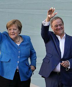 Wybory w Niemczech. Merkel i Laschet: chadecja musi wygrać