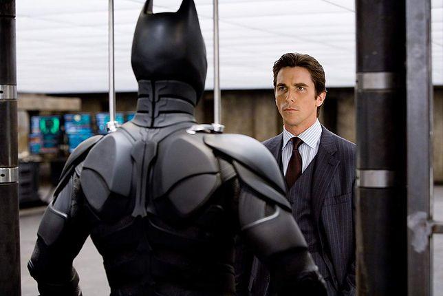 Christian Bale trzy razy zakładał strój Batmana. Teraz ma przejść do obozu Marvela