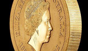 Największa złota moneta świata